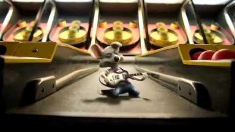 Chuck E. Cheese's TV Commercial -