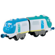 U.S. die cast Hoot and Toot 1820 Wikia