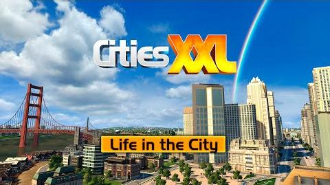 CITIES XXL- LIFE IN THE CITY