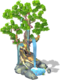 Deco growing tree stage5 SW