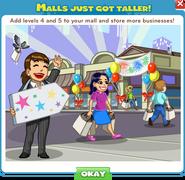 Malls just got taller!
