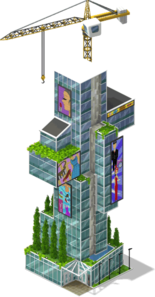 Equality Business Tower Level 2-SW