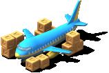 CV Sky Cargo Plane