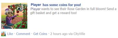 Rosegarden feed