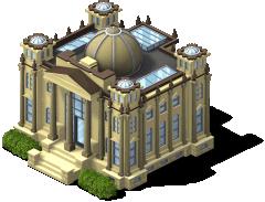 German Parliament Building-SW