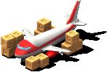 CV Cloud Cargo Plane