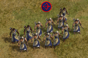 File:Archer in-game (Civ5).png