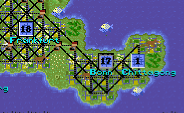 Cities (Civ1)