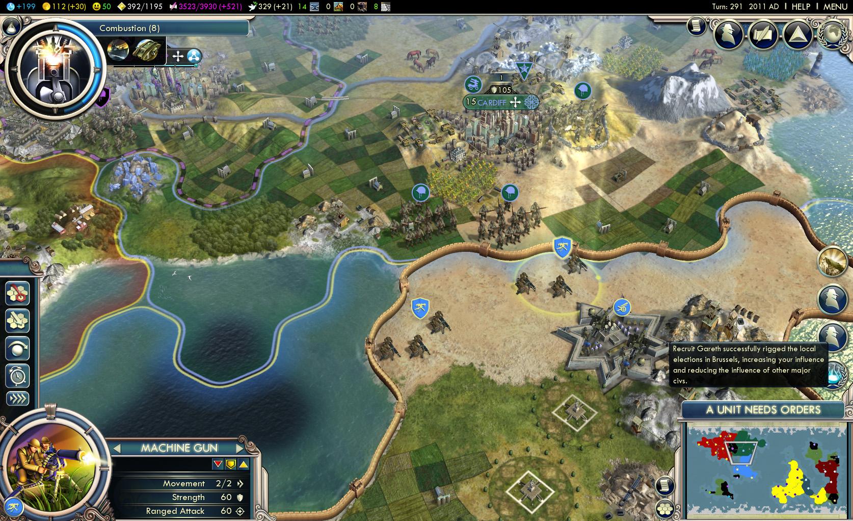 Celtic (Civ5) | Civilization Wiki | FANDOM powered by Wikia