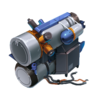 Plasma Turbine Engine artifact (Rising Tide)