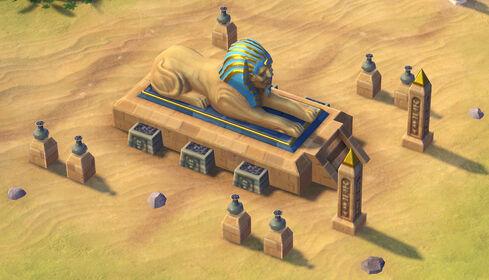 Civ 6 Sphinx
