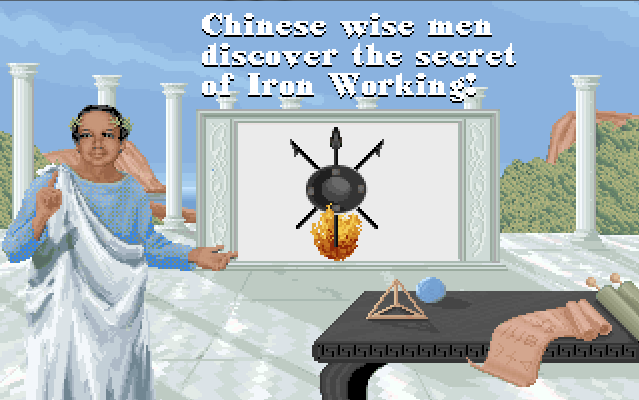 File:Iron Working discovery (Civ1).png