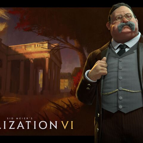Promotional image of Roosevelt