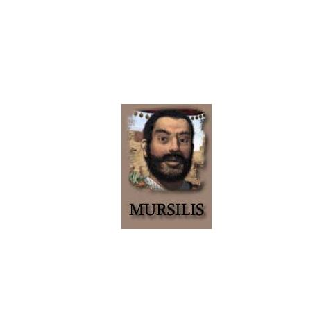 Mursilis as he appears in <i>Civilization III: Conquests</i>