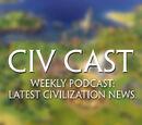 Civ Cast
