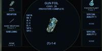 Gun foil (SMAC)