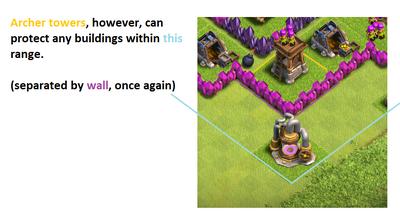 Archer-tower-range