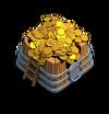 Gold Storage Clash Of Clans Level 3