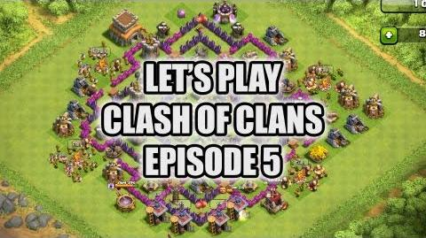 Let's Play - Clash of Clans - Episode 5