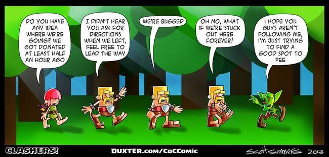 Clashers Comic 39