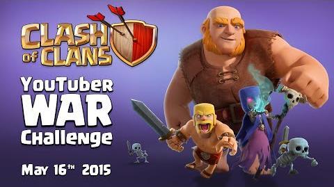 LIVE YouTuber War Challenge