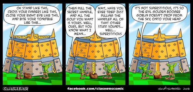 Clashers Comic 23
