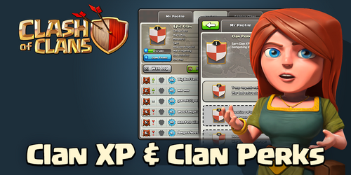 Sneak Peek Clan XP