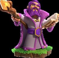 Grand Warden info