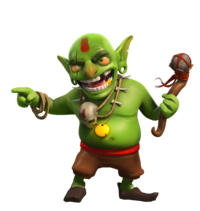 Goblin King Render