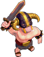 Barbarian Clash Of Clans Level 7