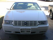 2002 Eldorado ETC - front