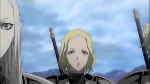 Claymore Priscilla awakens