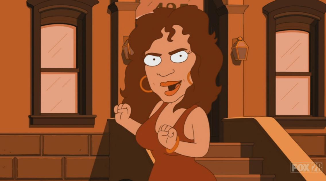 Rosie Perez | The Cleveland Show Wiki | Fandom powered by Wikia