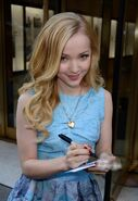 Dove-cameron-street-style-at-pix11-morning-news-in-new-york-city 2