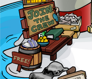 Crew cap sale box