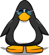 Blue Aviator Shades PC