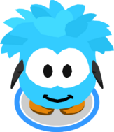 In game puffle costume