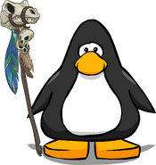 Prehistoric Staff PC