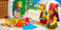 Club Penguin: Monster Beach Party/Gallery