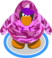 Pink Hip Hop Hoodie In-Game
