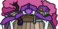 Purple Puffle Tree House