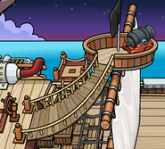 Rockhopper's Quest Crow's Nest
