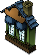 Cozy Green House sprite 001