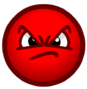 CPNext Emoticon - Mad Face