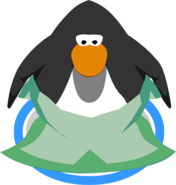Merguin Fin in-game