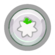 White O'berry Pin icon