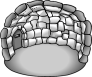 Secret Stone Igloo (in-game)