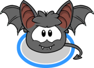 Bat Puffle transformation 2013 in game