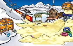 Popcorn Explosion Ski Village