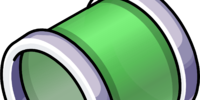 Short Puffle Tube